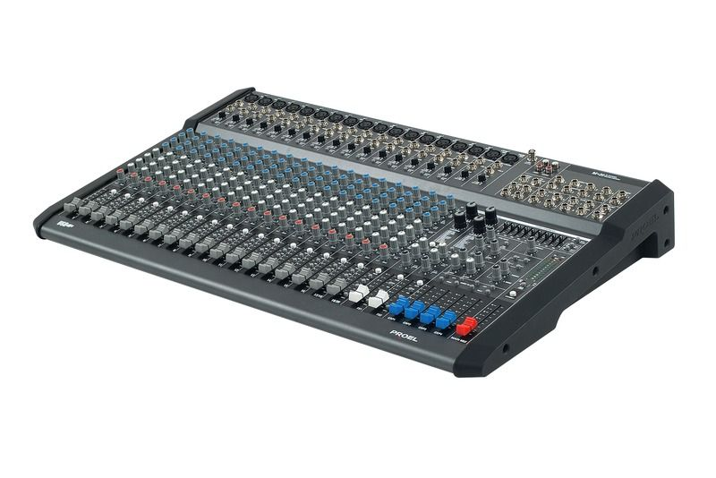 table de mixage proel m20